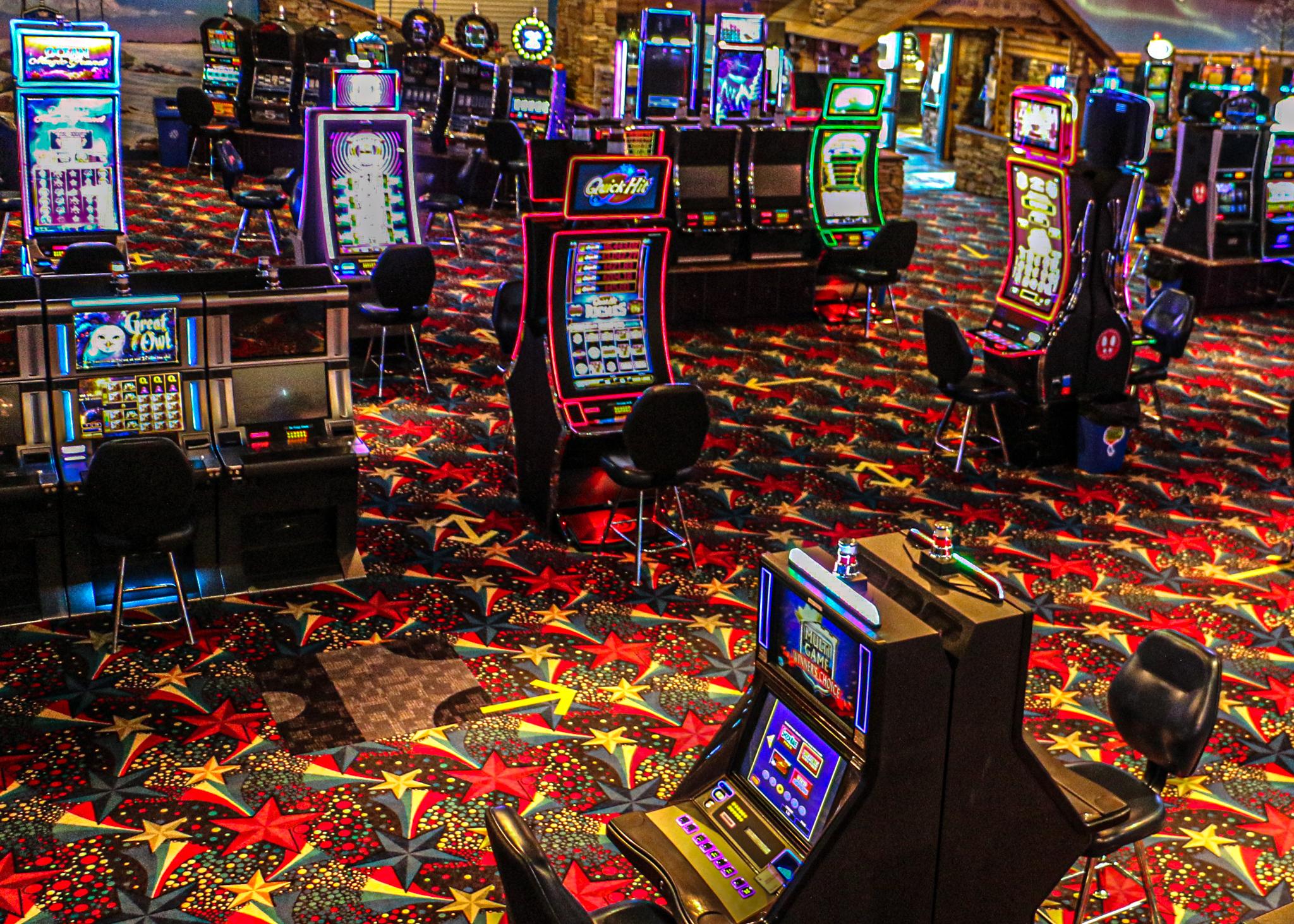 Slot Machine Landscape photo showing the entrance way2
